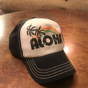 Billabong Aloha Hat - Only Worn Once!!
